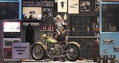 Open your eyes... (drayton.miles) Tags: franz edgar edward kelsey wolfram bike biker rider ride cafe bar meet motorbike motorcycle gang road mesh second sl secondlife garage mechanic park set