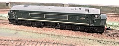 D1 Scafell Pike N Gauge (187) (honk843) Tags: class 44 diesel electic british railways type 4 1coco1 2300 hp