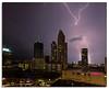 Lightning over Makati (.Wadders) Tags: lightning makati d600 ngc nikonfxshowcase nikkor1635mmf4 2018 cityscape