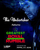 The Undertaker (arslanjahanian) Tags: the undertaker pakistan wwe wrestelr wrestler arslanjahanian arslan kahn khan graphic designer greatest royal rumble 2018 greatestroyalrumble wrestling fight deadman blue poster design high quality work