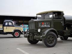 Coppia di Lancia (Actros1857LS) Tags: truck camion trucks lkw lancia esatau oldtimer musone 3ro