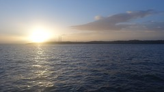 Killimer-Tarbert car ferry service, River Shannon, Ireland (David McKelvey) Tags: 2018 europe ireland shannon car ferries sony dscrx100