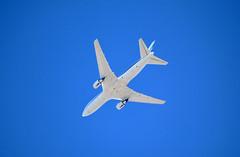 MLW Aviation LLC Boeing 767-277 (zfwaviation) Tags: ads kads addison airport texas tx aviation airplane plane jet aircraft n767mw 767 b762 767200 boeing atlas air mlw private bbj giant 7734