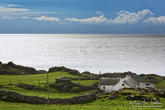 Ballyhillin, La ferme avec vue sur l'océan (Aurelien Pottier) Tags: fermette ferme farmhouse paysage landscape mer sea atlantique atlantic ciel sky clouds nuages mursdepierres stonewall prairie pasture rural countydonegal péninsuledinishowen inishowenpeninsula malinhead été summer irlande ireland europe westerneurope europedelouest républiquedirlande republicofireland outdoors extérieur jour day sunlight ensoleillé ballyhillin ie