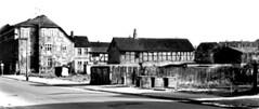 Neustrelitz - Zierker Straße 9 - 10  vor 1989 (Knipser@) Tags: neustrelitz hw strase alteansicht