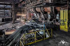 HFB Blast Furnace, Belgium (ObsidianUrbex) Tags: abandoned belgium blast furnace europe hfb industry iron photography smelting steel works urban exploration urbex