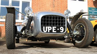 1954 Lotus Mark IV UPE 9