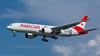 OE-LPF / Being B-777.2Q8 ER / Austrian Airlines (PBe1958) Tags: lietadlo aircraft plane aeroplane aero airplane airliner boeing b777200 b772 vie loww wien vienna schwechat aua austrianairlines