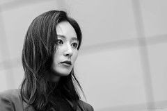 Seoul (ale neri) Tags: street portrait blackandwhite korean asian girl people aleneri seoul korea fashionweek model bw alessandroneri