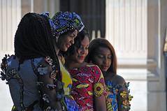 Quatuor (jeangrgoire_marin) Tags: ladies pretty black fashion mode afro pretties smile photoshoot sourire beauté élégance elegant couleurs