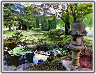 Sonnenberg Gardens & Mansion Historic Park ~ Canandaigua NY  - Japanese Garden
