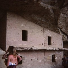Mesa Verde National Park - Balcony House (Stabbur's Master) Tags: colorado mesaverdenationalpark usnationalpark nationalpark nativeamerican nativeamericanruins cliffdwellings balconyhouse westernusa westernus west southwestusa ruin