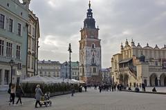 Torre Ayuntamiento (Cracovia - Polonia) (U2iano) Tags: torre tower cracovia krakov poland polonia ayuntamiento