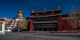 日喀則 白居寺