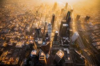 DTLA: Skyline Haze