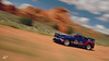 Ford Mustang Gr. B (at1503) Tags: car rallycar desert america american usa arizona red blue motion blur wheels ford mustang fordmustang clouds sky landscape natural speed green colours colors granturismo granturismosport digitalmotorsport digitalphotography motorsport racing game gaming ps4 dry