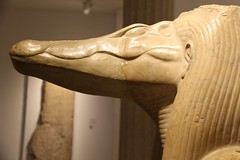 Sobek (richardr) Tags: sobek ashmolean ashmoleanmuseum sculpture crocodile god deity egyptian oxbridge oxonian oxford oxfordshire university oxforduniversity england english britain british greatbritain uk unitedkingdom europe european old history heritage historic myth mythology