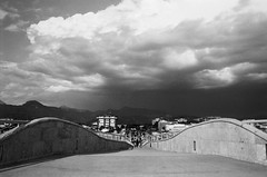 Temporale (michele.palombi) Tags: storm analogic film 35mm 50asa darkroom versilia tuscany