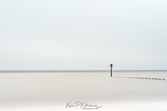 Horizon (Bogtramp) Tags: kpkphotography shingle nikon east water longexposure rocks beach yorkshire kitching d500 coastal chalk sky sand flamborough coast uk sea