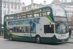 Stagecoach Manchester - MX60 BVV (BigbusDutz) Tags: stagecoach manchester alexander dennis enviro 400 hybrid mx60 bvv