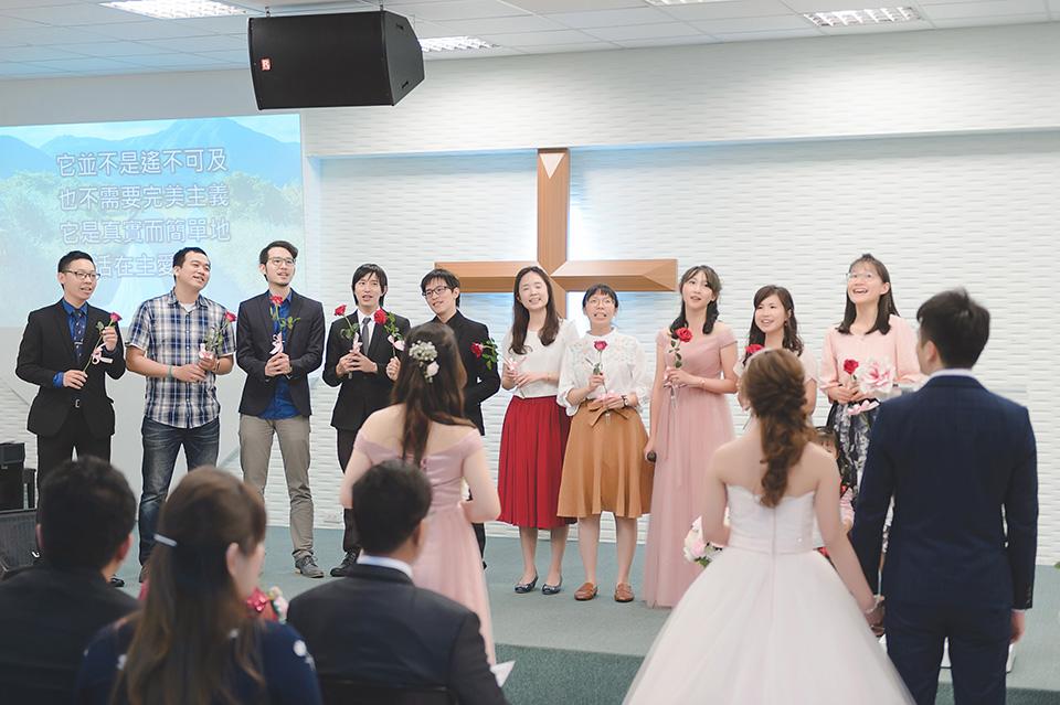 台南婚攝-台南聖教會東東宴會廳華平館-086