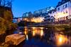 Water of Leith at Night (CarnivoreDaddy) Tags: night buildings water waterofleith deanvillage edinburgh scorland landsc city cityscape nikon d3200 sigma sigma1020mm tripod longexposure lightroomcc wideangle ultrawideangle