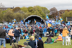 Glasgow Green (End Point), All Under One Banner, Glasgow (05/05/18) (johnawatson) Tags: scoyland independence glasgow politics march demonstration protest canon80d ef2470mmf4lisusm scotland