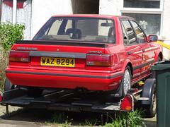 1990 Nissan Bluebird 1.8 ZX Turbo (Neil's classics) Tags: vehicle 1990 nissan bluebird 18 zx turbo