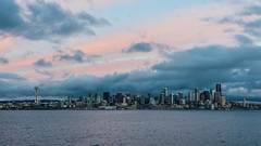 Seattle (ValeTer_) Tags: skyline sky city cityscape metropolitan area cloud daytime water horizon sea nikon d7500 seattle usa wa washington state washingtonstate