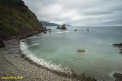 San Juan de Gaztelugatxe. (Ernest Bech) Tags: euskadi vizcaya mar sea platja playa beach landscape longexposure llargaexposició