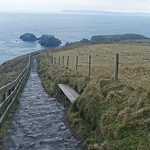 Carrick-a-Rede, Ballintoy, County Antrim, Northern Ireland thumbnail