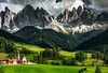 Dolomites (BeNowMeHere) Tags: ifttt 500px trip alps benowmehere dolomites funes funesvalley italy landscape maddalena mountains nature pietro sky stmaddalena stpietro valdifunes valley villnöss clouds travel hill mountain range rural scene scenic peak scenery rolling meadow snowcapped