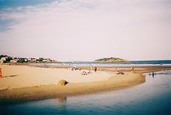 (ericisbroke) Tags: ocean beach kodak fe nikon film