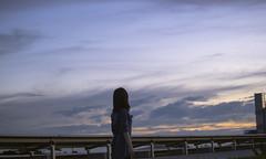 DSC01198 (xubo2) Tags: a7iii sunset portrait