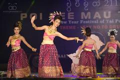 "Poi Pee Mau Manau 2016 (Arif Siddiqui) Tags: ""arunachal pradesh"" arunachal ""north east"" india culture tradition ethnic festivals tribes tribal dances traditional arif siddiqui ""arif siddiqui"" ""amazing arunachal"" attire jewellery places girls folk tai khampti thaifolk ""choompolsil thanapat"" ""krit chaisinboon"" ""chowna mein"" dcm ""pema khandu"" ""thai dances"" ""golden pagoda"" monks thailand thai devotees namsai ""kongmu kham"" ""poi pee mau"" poi"