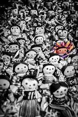 One in a million (LTL78) Tags: méxico samsungnx chiapas sancristóbaldelascasas artesanías muñeca doll handcraft