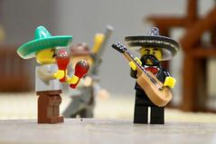 Lego mariachi (Ricky Leong) Tags: calgary alberta canada random urban calgaryexpo lego ça