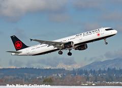 Air Canada A321-211 C-GJVX (planepixbyrob) Tags: air canada airbus a321 yvr vancouver vanctiy nikon