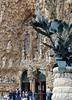 Geboorte Facade / Sagrada Familia / Barcelona (rob4xs) Tags: barcelona sagradafamilia kerk church gaudi modernisme wroughtiron catalonië cataluña catalunya spanje españa spain vakantie holiday geboortefacade nativityfacade basiliek basilica antonigaudí catalonïe unesco iglesia favorite