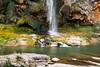 Piedra y agua (cvielba) Tags: castellon cascada espacionatural navajas