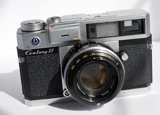 Graflex Kowa Century 35