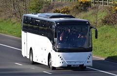 ORG674  ATR Travel, Bonnyrigg (highlandreiver) Tags: org674 org 674 atr travel bonnyrigg edinburgh jonckheere bus coach coaches m6 wreay carlisle cumbria