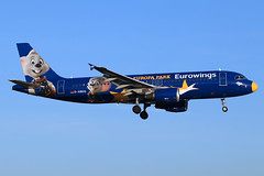 D-ABDQ_MAN_130518_KN_273 (JakTrax@MAN) Tags: egcc man manchester ringway airport 23r runway europa park eurowings dabdq airbus a320 320