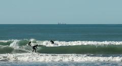 20180506_9540_7D2-200 Three surfers (johnstewartnz) Tags: canon canonapsc apsc eos 7d2 7dmarkii 7d canon7dmarkii canoneos7dmkii canoneos7dmarkii 70200mm 70200 70200f28 100canon newbrighton surf surfing bbcgermany