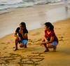 Marina Beach (Balaji Photography - 4.8M views and Growing) Tags: marinabeach marina beach beachesofindia beachsand beachwalk beachphoto chennaireflections chennaiphotos chennaibeach children canon morninginbeach playing sand