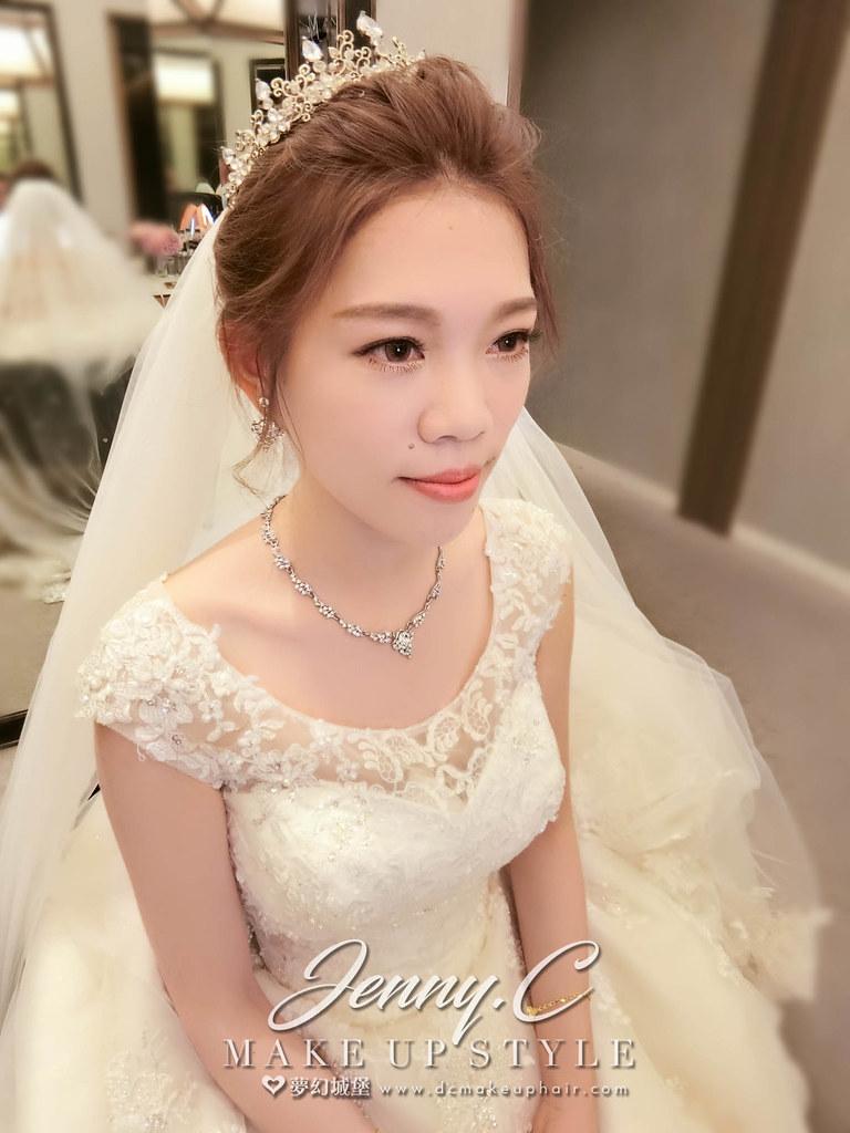 【新秘蓁妮】bride馨儀 訂結婚造型 / 崇德新天地