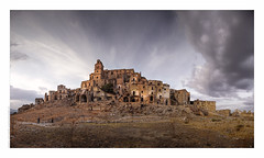Rural Italian history (paolo paccagnella) Tags: italia foto flickr deep sky sunset landscape colors paesaggio photo paccagnellapaolo phpph© eos5dm3 manfrotto canonequipment ambiente territorio personalcollection primephoto cloud ghost city yahoo:yourpictures=landscape yahoo:yourpictures=art icev2 architecture