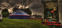 The Circus Is In Town (nigdawphotography) Tags: circus act art perform bigtop arena hatfieldheath essex