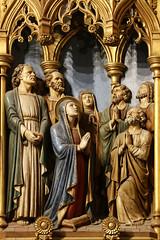Pentecost Novena (Lawrence OP) Tags: biblical pentecost prayer novena apostles blessedvirginmary ourlady national cathedral washingtondc