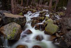 Pacific Creek Ebbetts Pass Ca (jw7113) Tags: pentax k3 10 stop neutral density long exposure